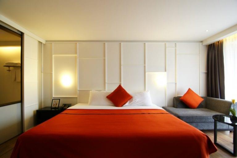 Studio Deluxe Room( King or Twin Bed )
